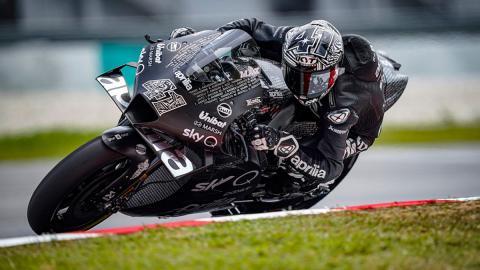 test sepang motogp pruebas revolucion nueva moto