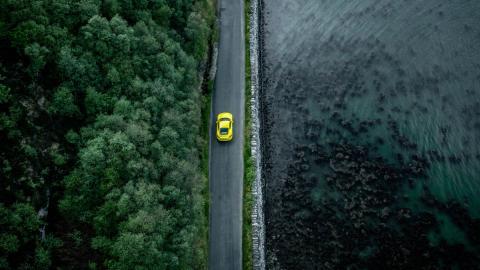 Mejores carreteras Porsche app