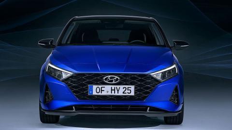 Nos subimos al Hyundai i20 2020