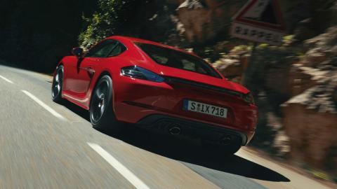 Novedades Porsche Ginebra 2020