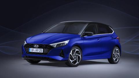 Nuevo Hyundai i20