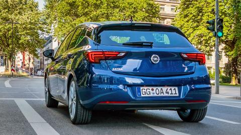 Opel Astra 2020