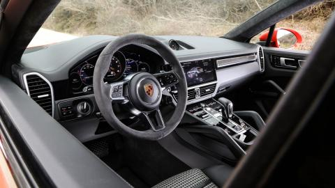 Prueba Porsche Cayenne Coupé