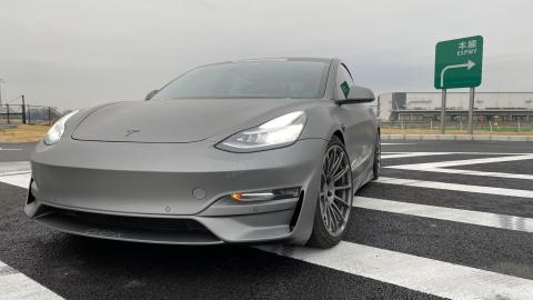 Tesla Model 3 Unplugged Performance