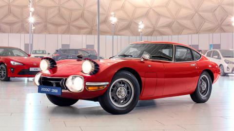 deportivo clasico vintage lujo altas prestaciones exclusivo