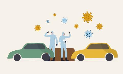 5 bulos coche coronavirus