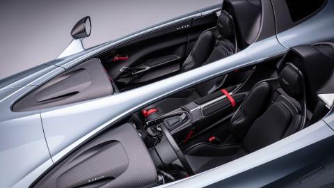 barchetta roadster deportivo radical exclusivo lujo altas prestaciones