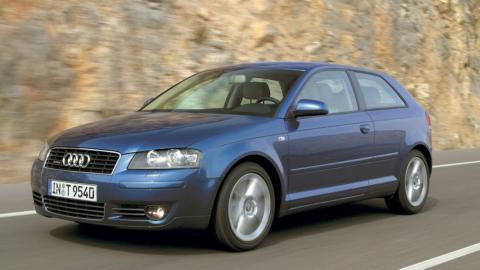 Audi A3 V6 2003