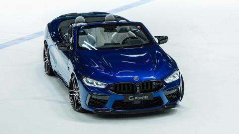 BMW M8 G-Power