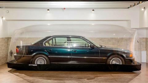 BMW Serie 7 de 1997 como nuevo
