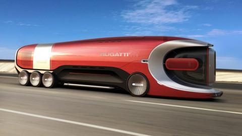 Bugatti camión