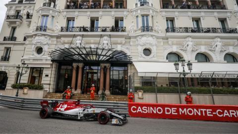 Cancelado Gran Premio de Mónaco F1 2020