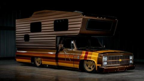 Galería: camper de Chevrolet