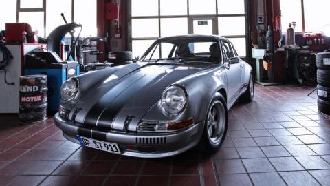 Galería: Porsche 911 Restomod Trackdays