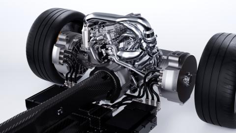 tecnologia coches hibridos deportivos innovacion lujo