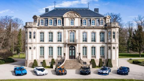 Mansión Bugatti