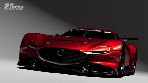 Mazda RX Vision GT-3