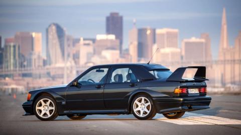 deportivo sedan altas prestaciones lujo