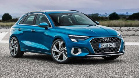 Nuevo Audi A3 2020