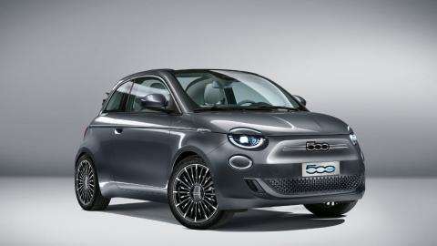 Nuevo Fiat 500 2020