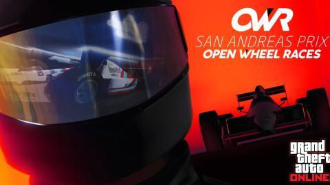 Open Wheel Races GTA