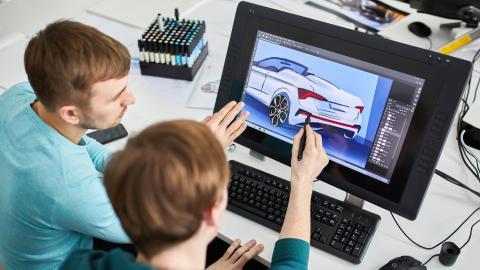 descapotable proyecto estudiantes roadster cabrio