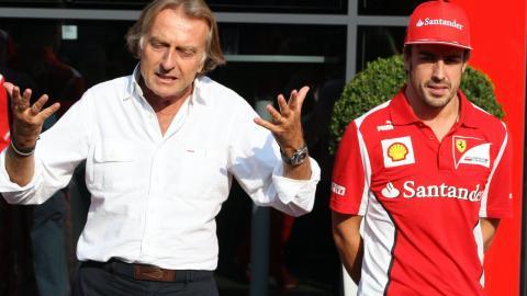 Alonso y Di Montezemolo