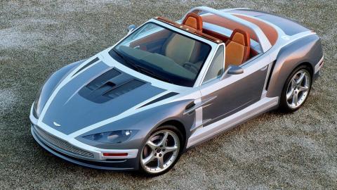 Así iban a ser los Aston Martin de 2020