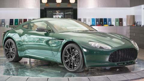 deportivo exclusivo unico preparacion subasta verde british racing green