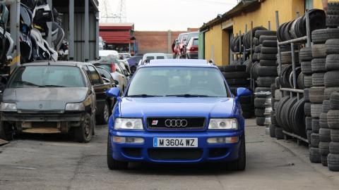 Audi RS 2 Avant
