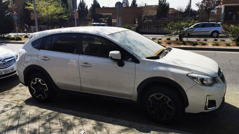 Es un Subaru XV