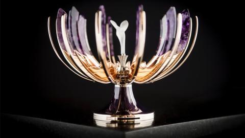 Espíritu del Éxtasis Fabergé
