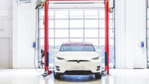 Extras Tesla segunda mano