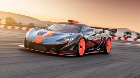 Galería: Lanzante P1 GTR-18, un McLaren P1 GTR de calle