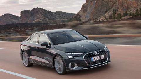 Galería: nuevo Audi A3 Sedán