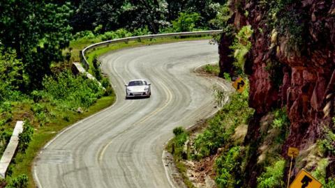 Galería: Porsche Cayman S y la carretera de las 3.000 curvas en México