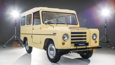 Galería: Primer SUV Skoda