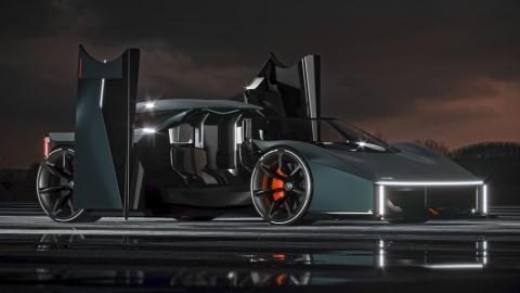 Galería: RAW, el Koenigsegg barato