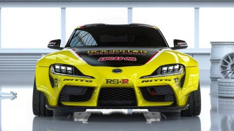 Galería: Toyota GR Supra Papadakis Racing