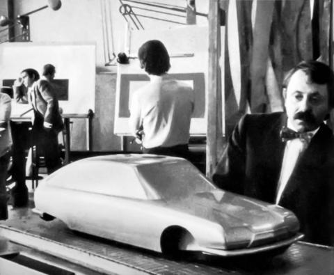 La increíble historia del Citroën GS