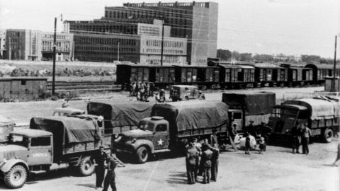 segunda guerra mundial vehiculos militares