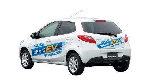 demio utilitario coches electricos ciudad flotas