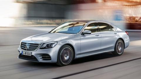 Mercedes Clase S 560