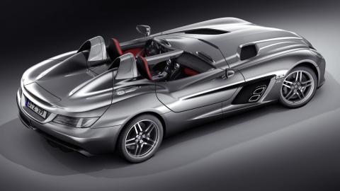 barchetta superdeportivo hiperdeportivo exclusivo speedster piloto homenaje