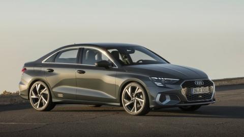Nuevo Audi A3 Sedán 2020