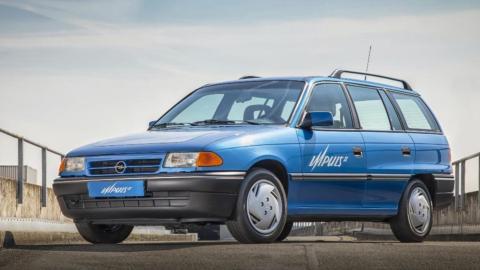 Impuls ii iii coche electrico prototipo clasico
