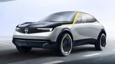 El concept en el que se basa el Opel Mokka 2021