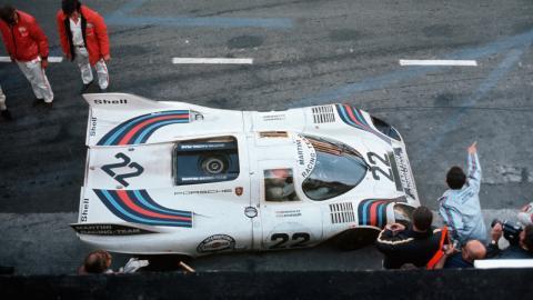 El último año de los grandes motores y última victoria de Porsche en décadas