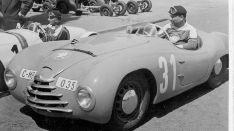 Skoda en Le Mans