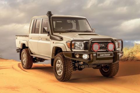 Toyota Land Cruiser 70 Namib